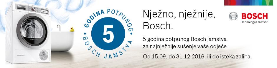 Bosch sušilice