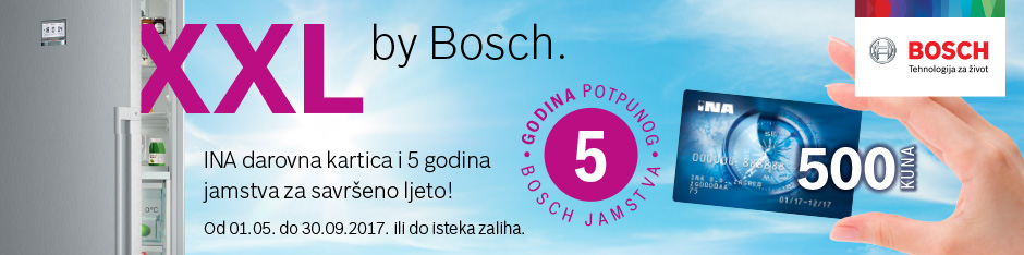 Bosch XXL jedinstvena ponuda hladnjaka naslovna