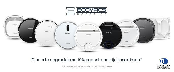 Diners Ecovacs kategorina