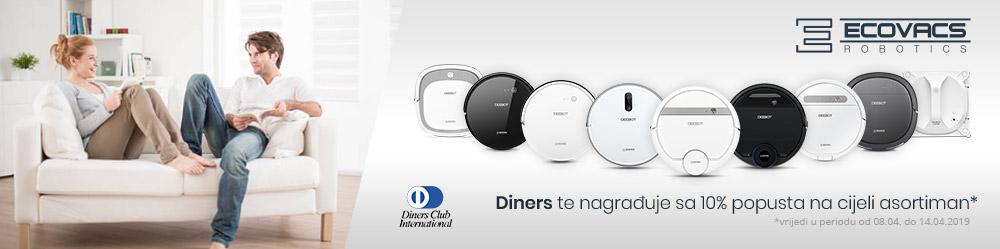Diners Ecovacs naslovna