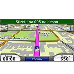 AdriaRoute (cestovna karta Hrvatske, Slo., BiH, Srb., CG, Mak., Kos. micro SD