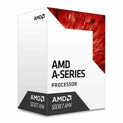 AMD A10 9700, 3,5/3.8GHz, Radeon R7, AM4, 65W, box