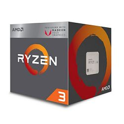 AMD Ryzen 3 2200G, 4C/4T, RX VEGA, box, AM4