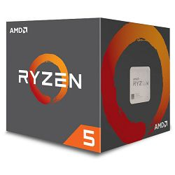 AMD Ryzen 5 1600, 6C/12T 3,2GHz/3,6GHz, 19MB, AM4