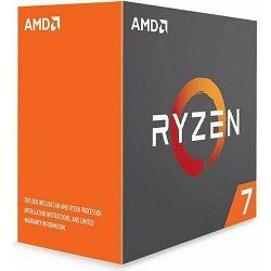 AMD Ryzen 7 1700X, 3,8GHz, 20MB, AM4