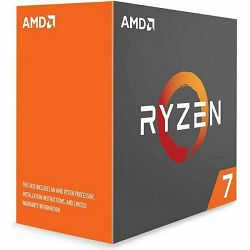 AMD Ryzen 7 1800X, 4GHz, 20MB, AM4