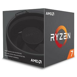 AMD Ryzen 7 2700, 8C/16T 3,2GHz/4,1GHz, 20MB, AM4