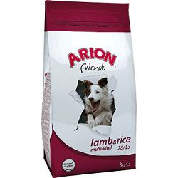 ARION Friends Lamb & Rice Multi-Vital 28/13 - 3 kg