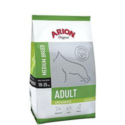 ARION Original Adult Medium Chicken & Rice - 12 kg