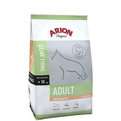 ARION Original Adult Small Salmon & Rice - 3  kg