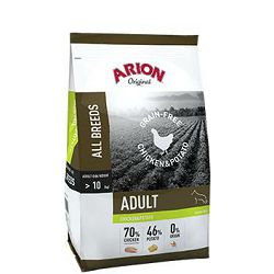 ARION Original Grain-Free Adult Chicken & Potato - 12 kg