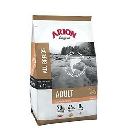 ARION Original Grain-Free Salmon & Potato - 12 kg