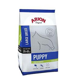 ARION Original Puppy Large Chicken & Rice - 12 kg