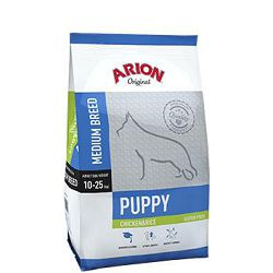 ARION Original Puppy Medium Chicken & Rice - 12 kg