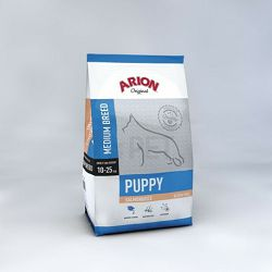ARION Original Puppy Medium Salmon & Rice - 12 kg