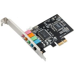 Asonic zvučna kartica C-Media8738, 6-kanala, PCI-E