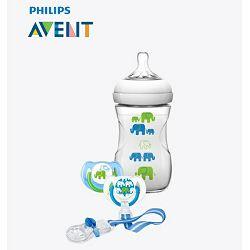 Bočica za hranjenje Philips Avent SCD627/01 Slonić komplet