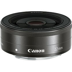 Canon EF-M 22mm F/2