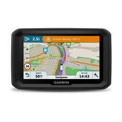 Cestovni GPS Garmin dezl 580 LMT-D Europe, Lifte time update, Bluetooth, 5