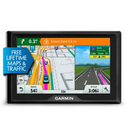 Cestovni GPS Garmin Drive 60LM  Europe, Life time update, 6