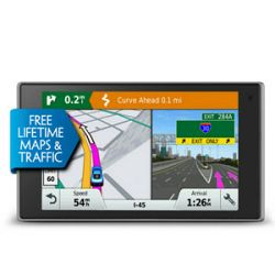 Cestovni GPS Garmin DriveLuxe 50LMT Europe, Life time update, 5