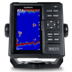 Fishfinder Garmin 350 Plus (6