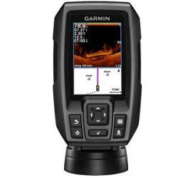Fishfinder Garmin Striker 4cv (s krmenom sondom CHIRP 77/200kHz/DownVü GT20-TM,