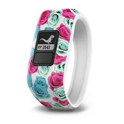 Fitness narukvica Garmin Vivofit jr. Real flower