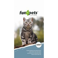 Fun4Pets Cat Adult - 10 kg