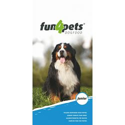 Fun4Pets Junior - 15 kg