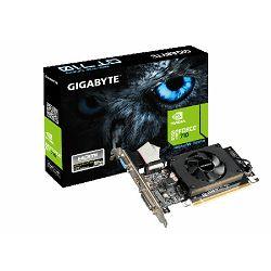 Gigabyte GF N710, 1GB DDR3, HDMI, DVI, DX12