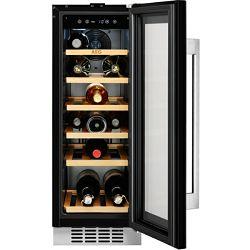 Hladnjak za vino ugradbeni AEG SWB63001DG
