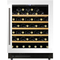 Hladnjak za vino ugradbeni Dunavox DAU-52.146DW