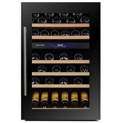 Hladnjak za vino ugradbeni Dunavox DX-57.146DBK
