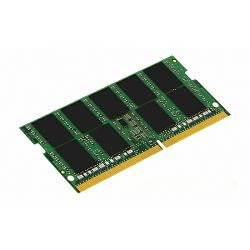 Kingston SODIMM DDR4 2400MHz, CL17, 4GB