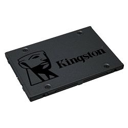 Kingston SSD A400, R500/W450,120GB, 7mm, 2.5
