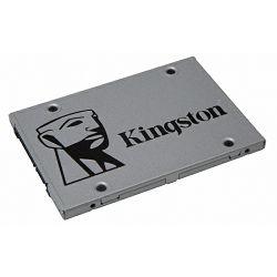 Kingston SSD UV400, R550/W350,120GB, 7mm, 2.5