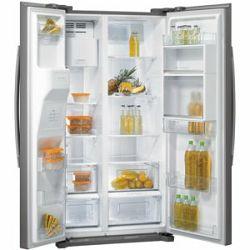 Kombinirani hladnjak Gorenje NRS9181CXB, side by side