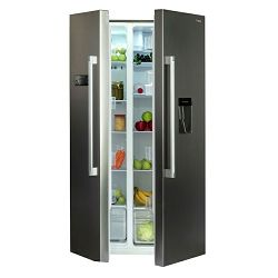 Kombinirani hladnjak VOX SBS6025IX