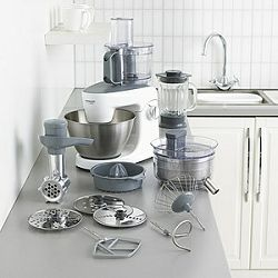 Kuhinjski stroj Kenwood KHH326WH MultiOne