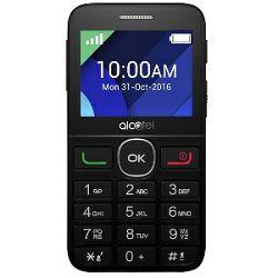 Mobitel Alcatel OneTouch 2008G crni