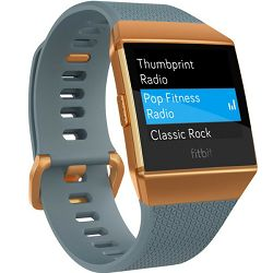 Narukvica Fitness Fitbit Ionic, Slate Blue/Burnt Orange FB503CPBU-EU