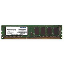 Patriot Sig.,D3, 1600Mhz, 8GB (1x 8GB)
