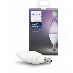 Philips HUE žarulja, E14, boja, bluetooth