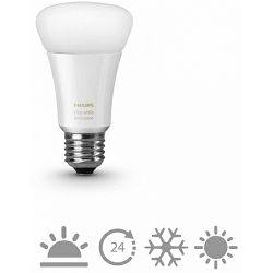Philips HUE žarulja, bijela, E27 new