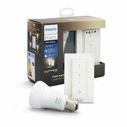 Philips HUE DIM kit 9.5W, E27, ambiance