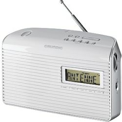 Prijenosni radio Grundig Music 61 bijeli