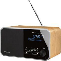 Radio Grundig DTR 3000 DAB+ hrast