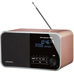 Radio Grundig DTR 3000 DAB+ rosegold