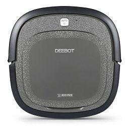 Robot usisavač Ecovacs Deebot SLIM2 crni DA5G